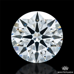 1.276 ct D VS2 A CUT ABOVE® Hearts and Arrows Super Ideal Round Cut Loose Diamond