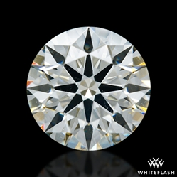 1.15 ct I SI1 A CUT ABOVE® Hearts and Arrows Super Ideal Round Cut Loose Diamond