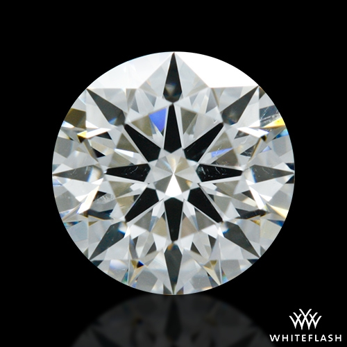 0.73 ct G SI1 A CUT ABOVE® Hearts and Arrows Super Ideal Round Cut Loose Diamond