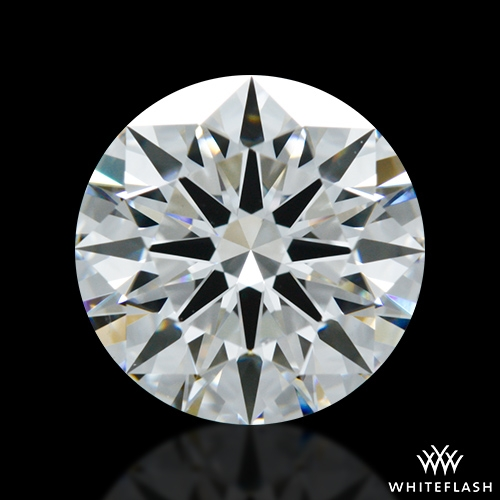 1.638 ct G VS2 A CUT ABOVE® Hearts and Arrows Super Ideal Round Cut Loose Diamond