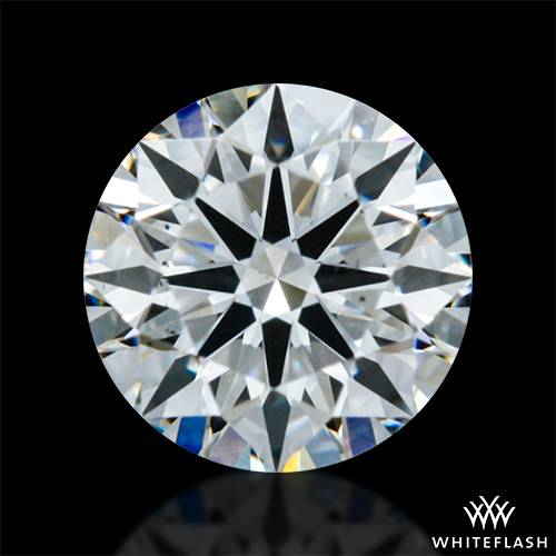 0.313 ct F VS2 A CUT ABOVE® Hearts and Arrows Super Ideal Round Cut Loose Diamond