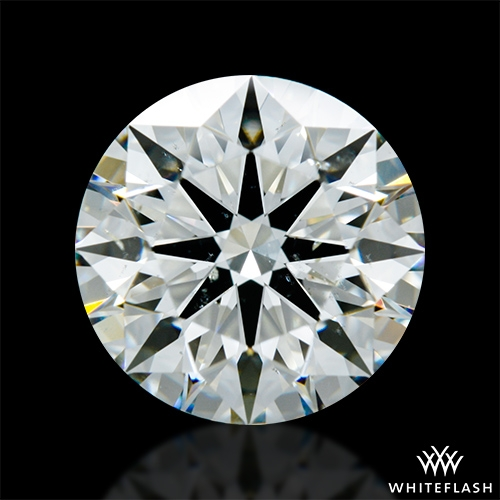 2.29 ct J SI1 A CUT ABOVE® Hearts and Arrows Super Ideal Round Cut Loose Diamond