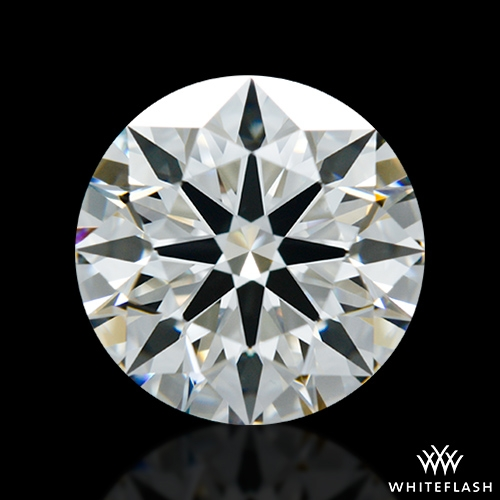 1.802 ct I VS1 A CUT ABOVE® Hearts and Arrows Super Ideal Round Cut Loose Diamond
