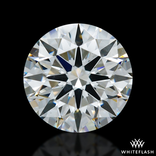 1.055 ct F SI1 A CUT ABOVE® Hearts and Arrows Super Ideal Round Cut Loose Diamond