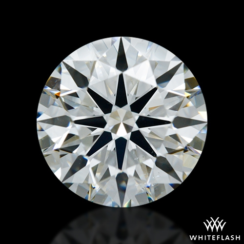 1.366 ct H SI1 Expert Selection Round Cut Loose Diamond