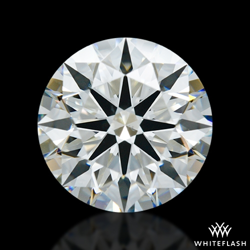 2.785 ct I VS2 A CUT ABOVE® Hearts and Arrows Super Ideal Round Cut Loose Diamond