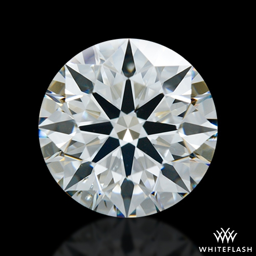 2.128 ct H VS2 A CUT ABOVE® Hearts and Arrows Super Ideal Round Cut Loose Diamond