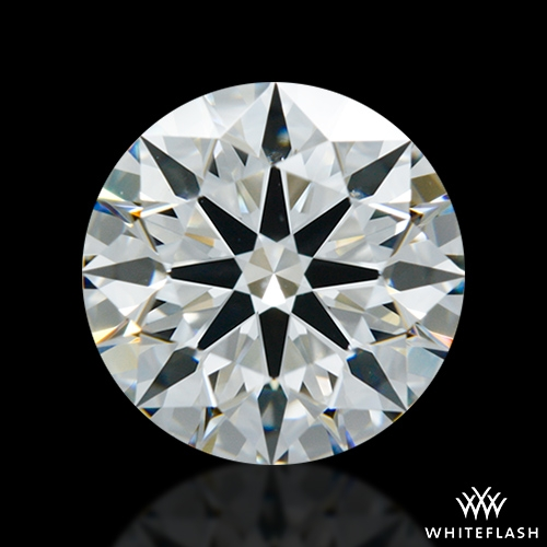 1.618 ct I VS2 A CUT ABOVE® Hearts and Arrows Super Ideal Round Cut Loose Diamond