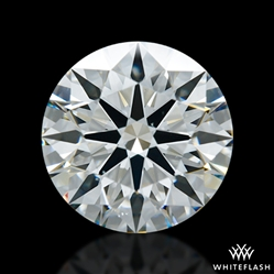 2.248 ct G VS2 A CUT ABOVE® Hearts and Arrows Super Ideal Round Cut Loose Diamond