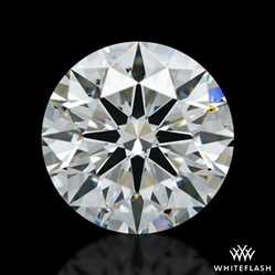 1.304 ct H VS2 A CUT ABOVE® Hearts and Arrows Super Ideal Round Cut Loose Diamond