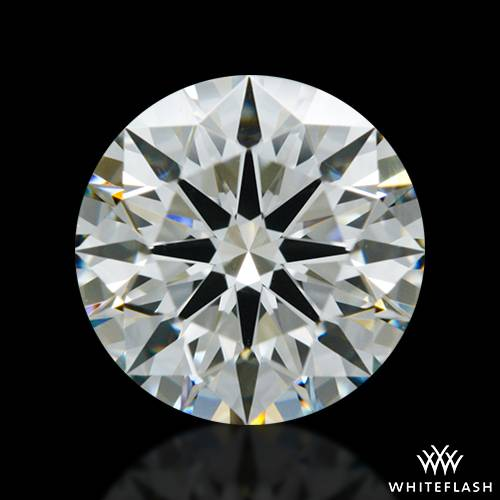 1.23 ct I VS2 A CUT ABOVE® Hearts and Arrows Super Ideal Round Cut Loose Diamond