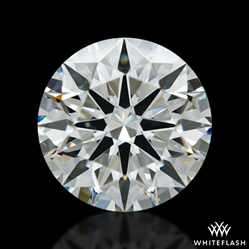 1.241 ct I VS2 A CUT ABOVE® Hearts and Arrows Super Ideal Round Cut Loose Diamond
