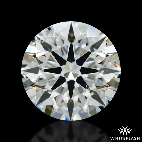 0.605 ct I SI1 Expert Selection Round Cut Loose Diamond