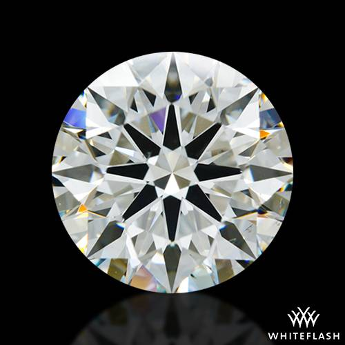 2.64 ct I VS2 A CUT ABOVE® Hearts and Arrows Super Ideal Round Cut Loose Diamond