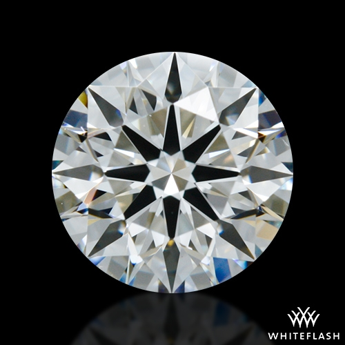1.055 ct F VS2 A CUT ABOVE® Hearts and Arrows Super Ideal Round Cut Loose Diamond