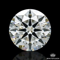 1.057 ct I VS2 A CUT ABOVE® Hearts and Arrows Super Ideal Round Cut Loose Diamond