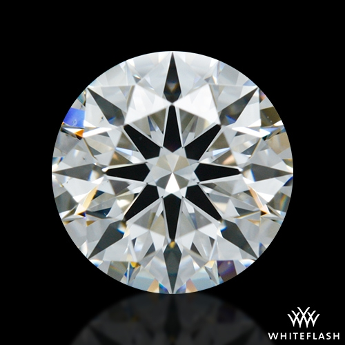 1.211 ct E VS2 A CUT ABOVE® Hearts and Arrows Super Ideal Round Cut Loose Diamond