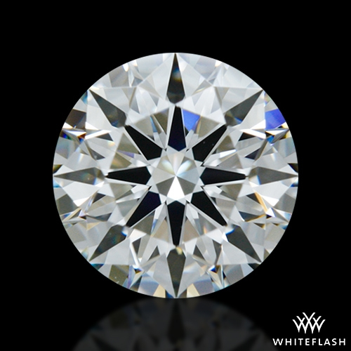 0.92 ct G VS1 A CUT ABOVE® Hearts and Arrows Super Ideal Round Cut Loose Diamond