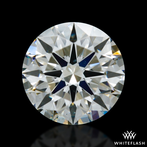 0.406 ct I VS2 Premium Select Round Cut Loose Diamond