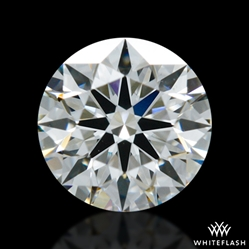 0.414 ct F VS2 A CUT ABOVE® Hearts and Arrows Super Ideal Round Cut Loose Diamond