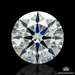 0.43 ct E VS2 A CUT ABOVE® Hearts and Arrows Super Ideal Round Cut Loose Diamond