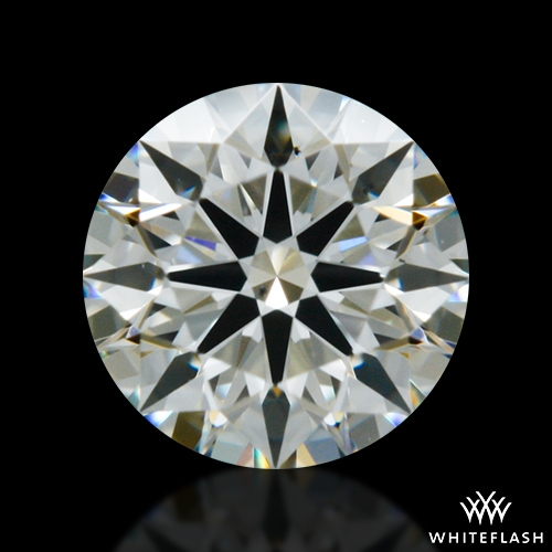 0.343 ct K VS2 A CUT ABOVE® Hearts and Arrows Super Ideal Round Cut Loose Diamond