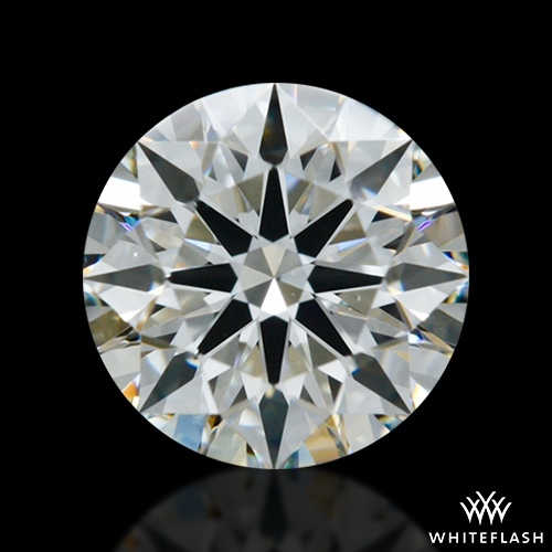 0.518 ct J VS2 Expert Selection Round Cut Loose Diamond