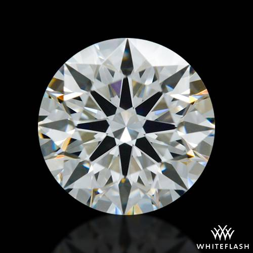 0.62 ct H VS1 A CUT ABOVE® Hearts and Arrows Super Ideal Round Cut Loose Diamond