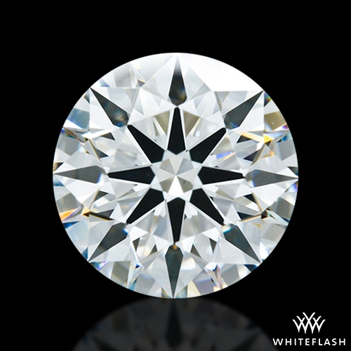 2.048 ct I VS1 A CUT ABOVE® Hearts and Arrows Super Ideal Round Cut Loose Diamond