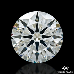 2.478 ct J VS2 A CUT ABOVE® Hearts and Arrows Super Ideal Round Cut Loose Diamond