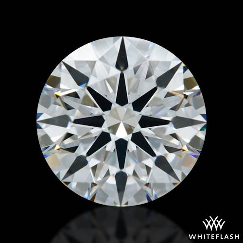 1.055 ct D VVS2 A CUT ABOVE® Hearts and Arrows Super Ideal Round Cut Loose Diamond
