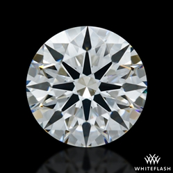 1.055 ct D VVS2 A CUT ABOVE® Hearts and Arrows Super Ideal Round Cut Loose Diamond