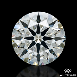 1.245 ct H VS1 A CUT ABOVE® Hearts and Arrows Super Ideal Round Cut Loose Diamond