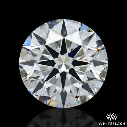 1.342 ct D VVS2 A CUT ABOVE® Hearts and Arrows Super Ideal Round Cut Loose Diamond