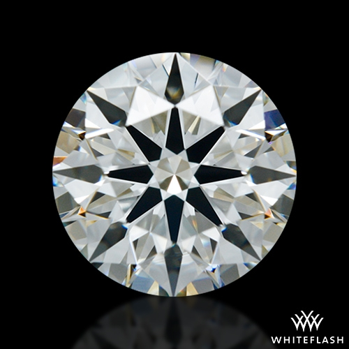1.528 ct I VS1 A CUT ABOVE® Hearts and Arrows Super Ideal Round Cut Loose Diamond