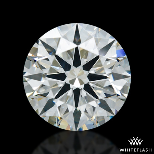 1.771 ct I VS1 A CUT ABOVE® Hearts and Arrows Super Ideal Round Cut Loose Diamond