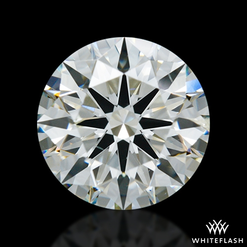 1.845 ct J SI2 A CUT ABOVE® Hearts and Arrows Super Ideal Round Cut Loose Diamond