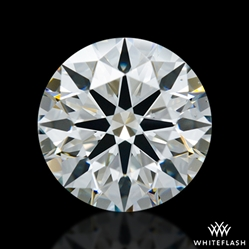 1.855 ct G VS2 A CUT ABOVE® Hearts and Arrows Super Ideal Round Cut Loose Diamond