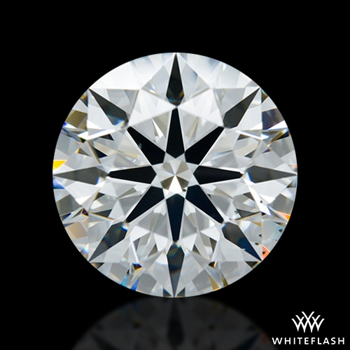 2.085 ct G VS2 A CUT ABOVE® Hearts and Arrows Super Ideal Round Cut Loose Diamond