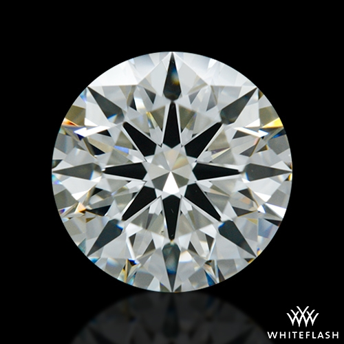 1.402 ct I VS2 A CUT ABOVE® Hearts and Arrows Super Ideal Round Cut Loose Diamond