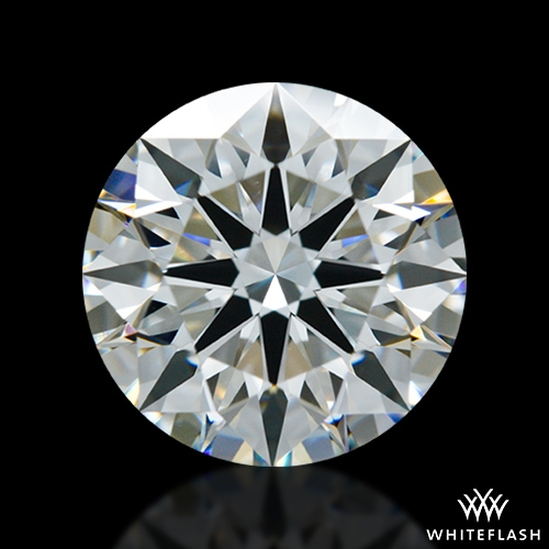 1.60 ct F VS1 A CUT ABOVE® Hearts and Arrows Super Ideal Round Cut Loose Diamond
