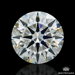 0.821 ct H VS2 A CUT ABOVE® Hearts and Arrows Super Ideal Round Cut Loose Diamond