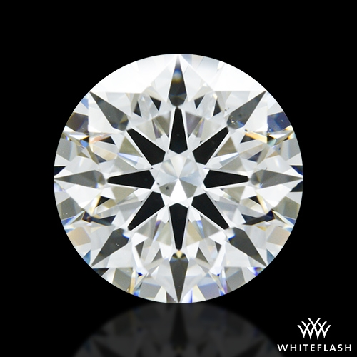 2.525 ct F VS2 A CUT ABOVE® Hearts and Arrows Super Ideal Round Cut Loose Diamond