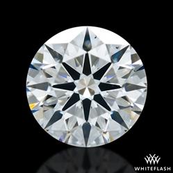 0.832 ct E VS2 A CUT ABOVE® Hearts and Arrows Super Ideal Round Cut Loose Diamond
