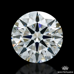 0.831 ct H VS1 A CUT ABOVE® Hearts and Arrows Super Ideal Round Cut Loose Diamond