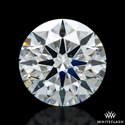 0.90 ct F SI1 A CUT ABOVE® Hearts and Arrows Super Ideal Round Cut Loose Diamond