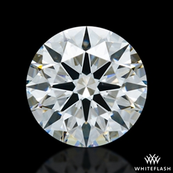 1.175 ct E VS2 A CUT ABOVE® Hearts and Arrows Super Ideal Round Cut Loose Diamond