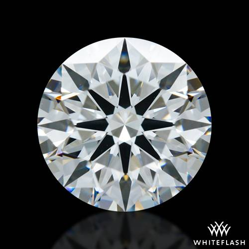 1.211 ct E VS1 A CUT ABOVE® Hearts and Arrows Super Ideal Round Cut Loose Diamond