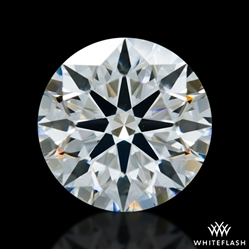 1.456 ct F VS2 A CUT ABOVE® Hearts and Arrows Super Ideal Round Cut Loose Diamond