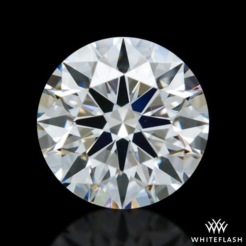 0.41 ct E VVS1 A CUT ABOVE® Hearts and Arrows Super Ideal Round Cut Loose Diamond
